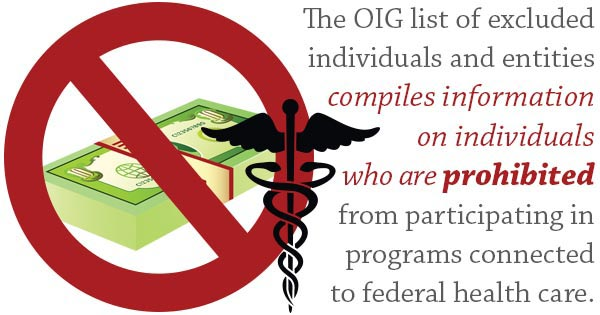 When Are You Allowed to Employ an OIG Excluded Individual?