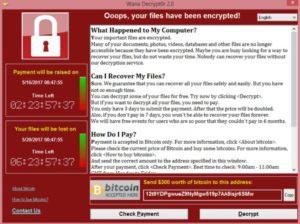 Eternal Blue malware